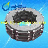 Graphite mould for diamond grinding wheel thumbnail image