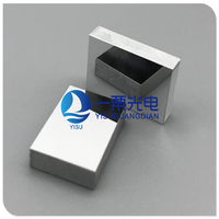 High Quality Aspherical Mirror For Laser System Mini Size Optical Aluminum Parabolic Mirror