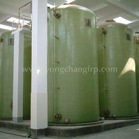 FRP Nitrogen Sealed Water Tank fiberglass water storage tanks fiberglass tank for sale