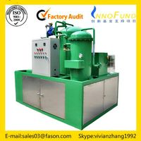 DTS series transformer oil filtration machine