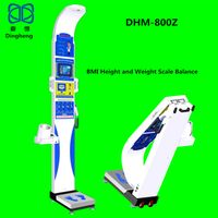 DHM-800Z 2017New Height and Weight Scales with Bluetooth for customer weighing balance