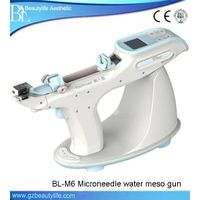 Newest microneedling pen water mesotherapy no needle machines