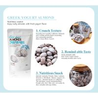Greek Yogurt Almond