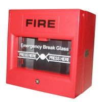 Call point (Emergency Break Glass HM-911)