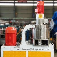 Powder Ultrafine Grinding Mills Turbo Mill/Air Classifier Mill thumbnail image