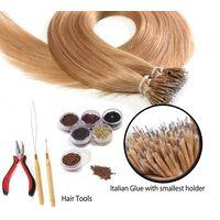 Top Quality Nano Ring Hair Extension Keratin Nano Hair thumbnail image