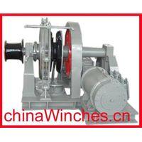 Electric or Hydraulic Anchor Marine Windlass thumbnail image