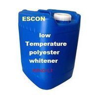 Low temperature polyester whitening agent