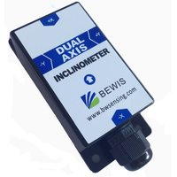 Dual Axis Dynamic Inclinometer Tilt Angle Sensor BW-VG200 With DynamicAccuracy 1 Degree