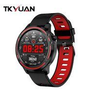 Smart Watch Men ECG PPG IP68 Waterproof Blood Pressure Heart Rate Fitness Tracker Sport Smartwatch thumbnail image