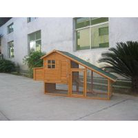 Wooden Chicken Coop (CKH018)