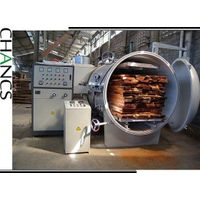 High frequency vacuum wood dryer--CHANCS MACHINE