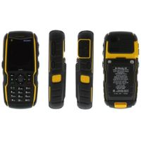 Ecom 08 Explosion Proof Mobile Phone
