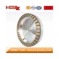 full segmented sintered metal bon diamond grinding wheel for glass