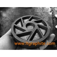 Die-Casting High Purity Graphite Mould for Diamond Wheel thumbnail image