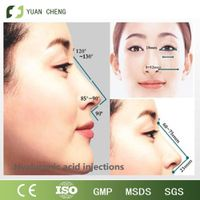 1ml Hot Sale reshape nose hyaluronic acid dermal ha filler