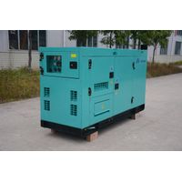 Silent Generator Set with 90kVA at 1500rpm 50Hz