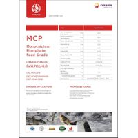MCP 22% GRANULAR AND POWDER