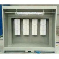 High quality Powder Coating Spray Booth for sale thumbnail image
