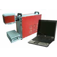 Sell Fiber laser marking machine 15W 20W 30W thumbnail image