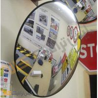40cm diameter traffic convex mirror