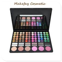 Wholesale 177 Color Make up Sets Eyeshadow & Sponge Brush