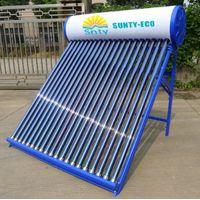Solar water heater 300L sunroof pressured split solar system thumbnail image