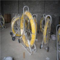 Glass Fiber Reinforced Plastic Threader & Fiberglass Duct Rodder