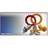 Halla Excavator Undercarriage Parts And Track Link Track Roller Sprocket Idler