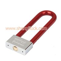MOTOR CYCLE SQUARE ATOM PADLOCK