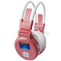 MJ-328 MP3 stereo headphone thumbnail image