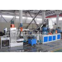 PP/PE film granulating machine