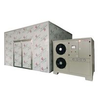 Industrial Heat Pump High Temperature Sea Cucumber Dryer