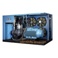 electric Power GA Serious 250KW-560KW Screw Air Compressor