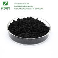 H2S Removal Extruded Bulk Pellet Activated Carbon