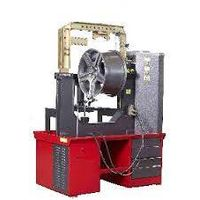 ETIMAKSAN ERS26-S Rim Straightening Machine with Lathe