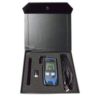 Hot selling Digital Datalogging Humidity and Temperature Meter with K-type input ET-176