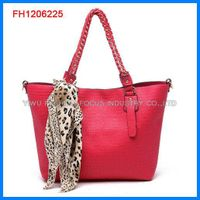 2012 Hot sale fashion lady handbag (FH1206225) thumbnail image