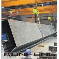 Load tunring device for mold frame flipmade