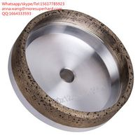 Metal Bond Diamond Cup Shaped Wheel for Glass Grinding