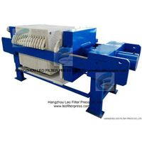 Leo Filter Press Hydraulic Plate and Frame Filter Press thumbnail image