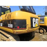 used caterpillar 320D excavator for sale