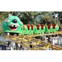 amusement equipment electric worm train rides