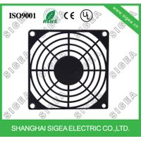 Industrial ventilation fan cover