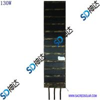 130W sunpower solar panel