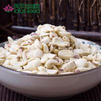 Dried Shard White Lotus Seed Nut Kernel Lotus Extract Paste Manufacture Wholesaler Exporter Supplier thumbnail image