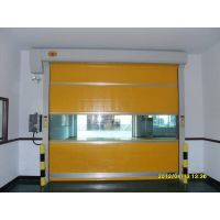 automatic high speed rolling shutter door