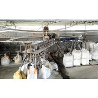 Quartz stone slab sand washing plant