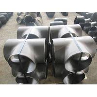 A234 WPB steel Tee,St35.8 steel Tee,St45.8 steel Tee,SS400 steel Tee thumbnail image
