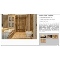 Ceramic Tiles with Travertine Look thumbnail image